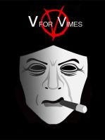 V For Vimes by funkydpression