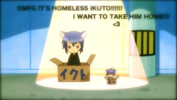 HOMELESS IKUTO by nihon-no-umi-no-uta