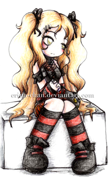 Gothicemololita style by Erina-chan