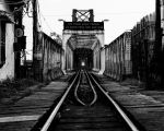 Rusty Tracks by nnPhoto