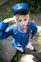 Hetalia - Aye Aye Captain by Auris-Lothol