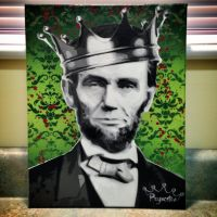 Abraham Lincoln by Creativecontrols