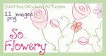 So Flowery Img Pack by Saerina
