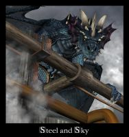 Steel and Sky by Ascynd