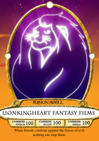 LKHFF Fusion Spell Card by BennytheBeast