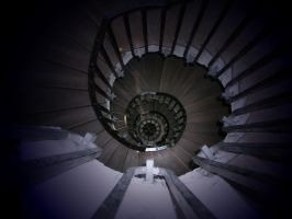 circle stairs by martin-e500