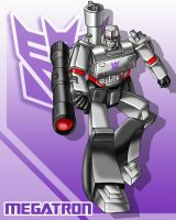 Megatron by nakoshinobi