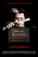Sweeney Todd Movie Poster by yt458