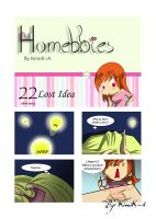 Homebbies 22 Lost Idea by KimiK-A