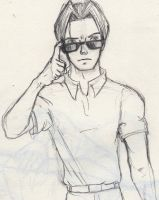 Edgeworth Glasses by 6gunSally