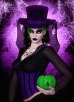 Bewitching Sydaea by RavenMoonDesigns