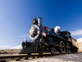 1888 Cooke Steam Locomotive 2 by arches123