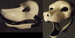 Hinged k9 blank example by Monoyasha