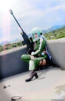 Sword Art Online II Sinon cosplay 6 by yukigodbless