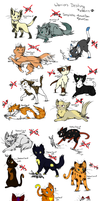 26 cat adoptables - SOLD by ameliette