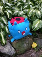 Catbug Cube by GreenSleazy