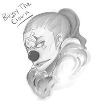 Buggy The Clown by ZombieResearch