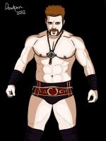 Sheamus by DeadpanDesign