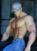 Jeans Guy 4 by Stonepiler