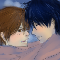 Junjou Egoist : Cold Day by slouph