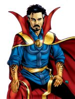 Captain Jack Strange Colour by sean-izaakse