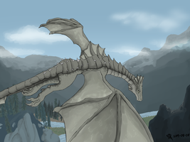 The dragonborn comes by CenturiesForGlory