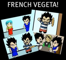 French Vegeta by Dbzbabe