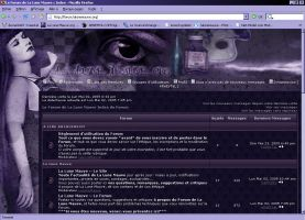 'PiecesOfMoon' PhpBB template by kReEsTaL