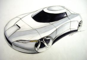 Coupe Concept By Tony Chen by TonyWcK