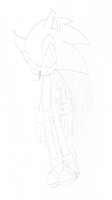 Sonic TH Wip~ FAIL by vickithehedgehog
