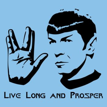 Live Long and Prosper by Ra100x