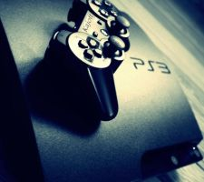 Playstation 3 by Kajott