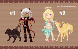 Adoptable Auction 00 [CLOSED] by Nestery