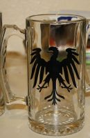 Sale: Prussia Steins by Anja-kun