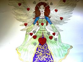 Angel of hearts by chaosqueen122