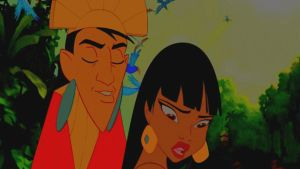 I Don't Have Lice! (Chel x Kuzco)(Animated) by LilMissPeppy