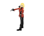 Mello's got a gunnnn. by sora-the-explorer