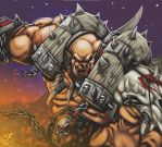 -GARROSH HELLSCREAM- by Jay--Zilla