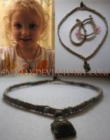 Turtle Necklace by snoday