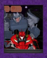 TFP- You're not there by chibigingi