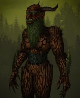 Forest Creature by Tobias-Cibis