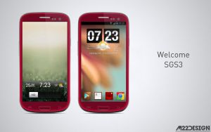 Welcome SGS3 , goodbye Nexus S by marcarnal
