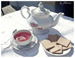 tea set-color by Jo-Anne-Dreams