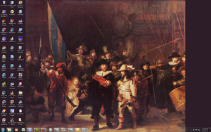 Rembrandt - Windows 7 Theme by Windowsthememanager