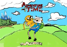 Adventure Time by willis51423