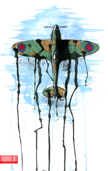 Aviation.Spitfire by FACEMAN2033
