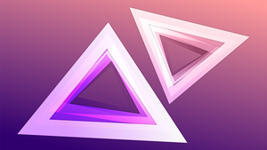 Triangles Full HD by duckfarm