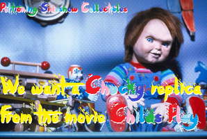 Petition Regarding Chucky! by chuckylover911