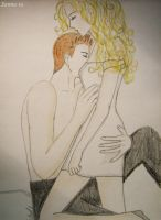 Passionate lover by Sanna-ta