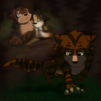 BrambleClaw by JKSketchy